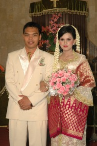 Mr and Mrs Pramana
