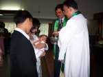 Baptism in GPIB Gibeon