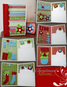 Christmas album by Sally small